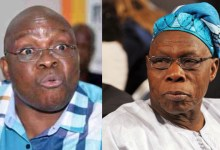 Photo of Kashamu's Death : Fayose attaks Obasanjo: You aren't a saint, Nigerians awaits your end