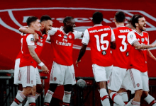Photo of BREAKING: Aubermayang 2 Goals Send Arsenal To FA Victory