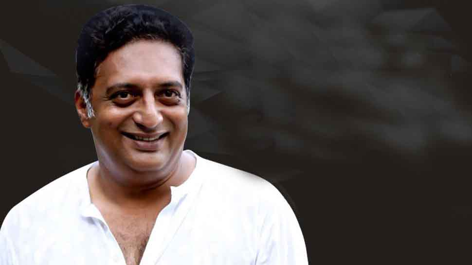 AAP offers support to actor Prakash Raj for 2019 elections