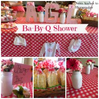 Ba-By-Q Shower {Co-Ed Barbecue Themed Baby Shower} | News ...