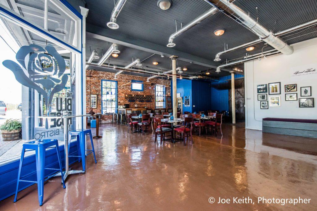 Blu Rose Bistro opens on Broad Street