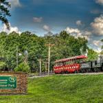 Pine Mountain Gold Museum Train