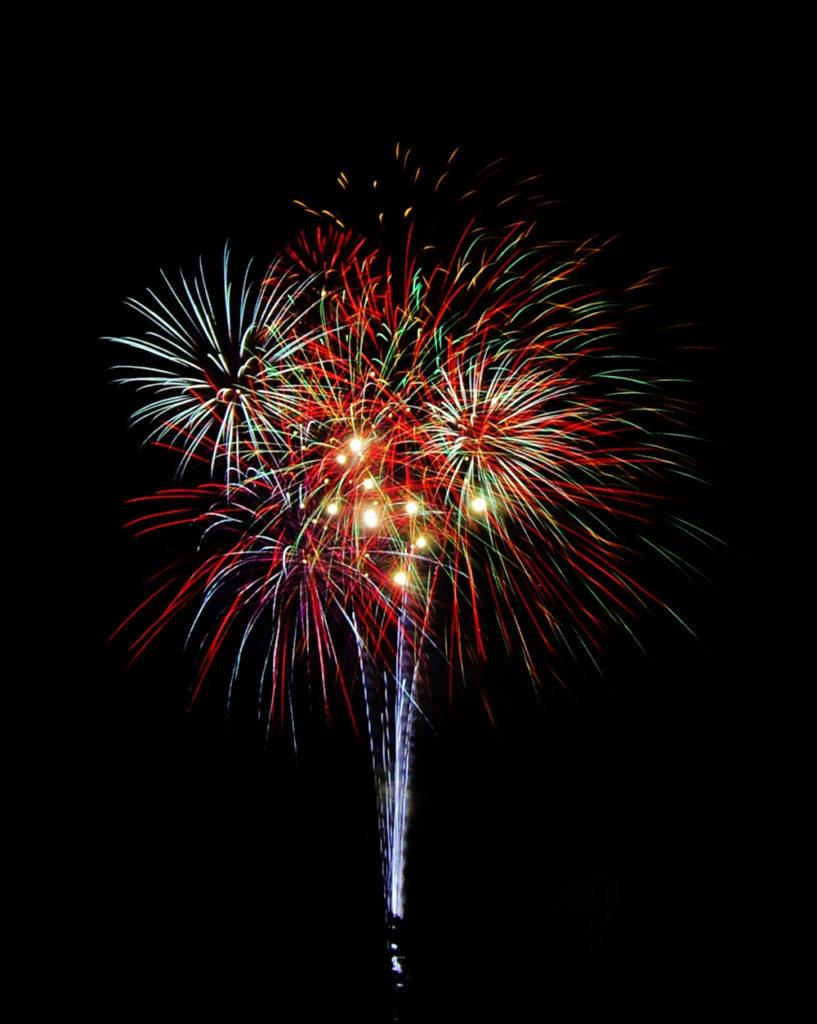 July Fireworks & Celebrations 2017