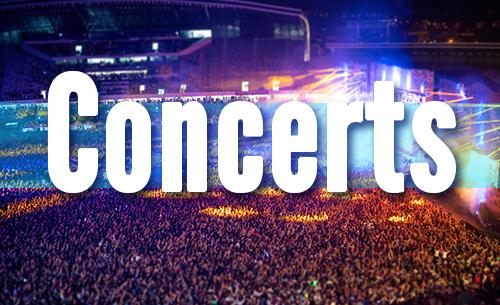 Concerts 2017-2018
