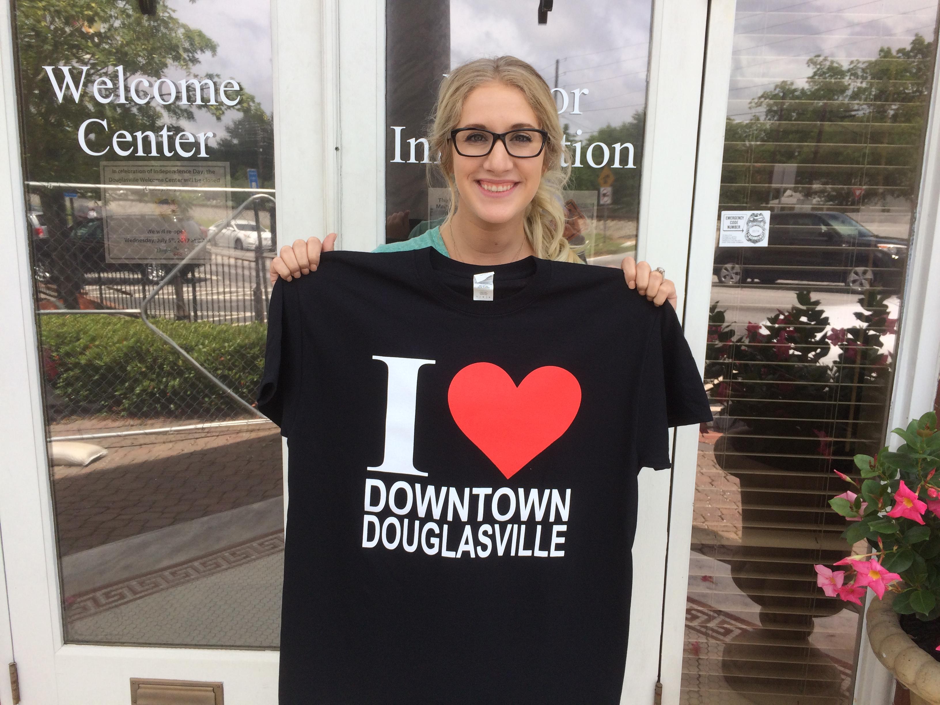 Douglasville T-Shirts