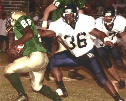 Mike Tolbert Douglas County High School