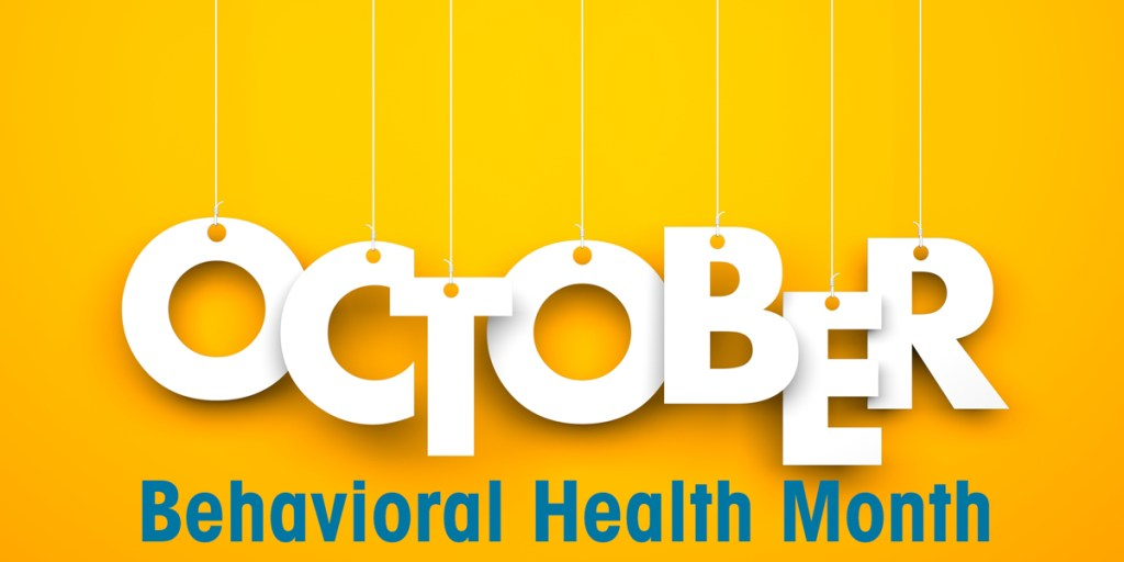Behavioral Health Month