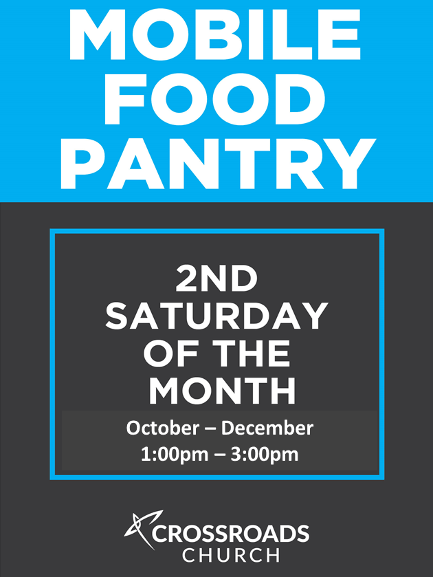 The Food Pantry at Crossroads Church