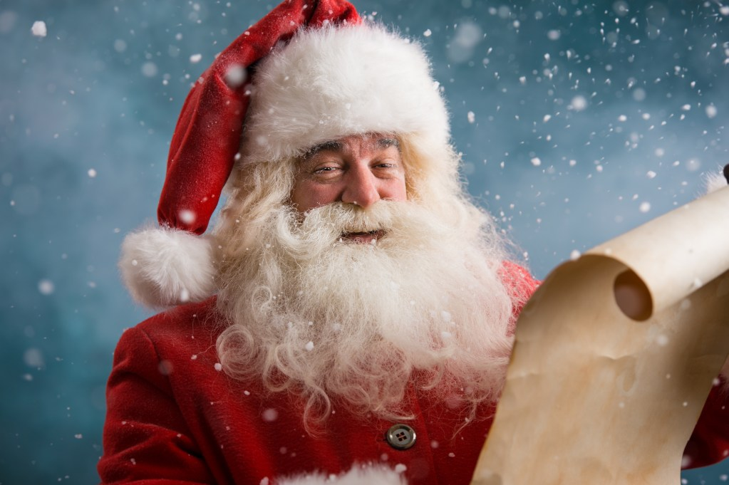 Breakfast with Santa: Ike Owings Community Center