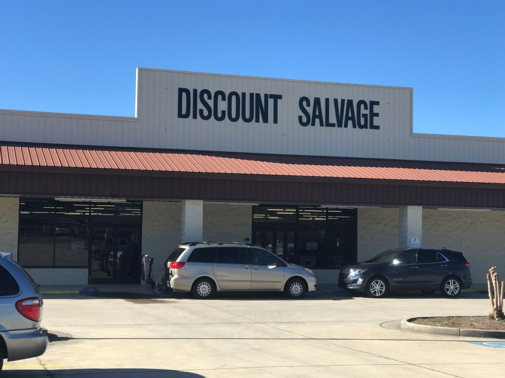Discount Salvage