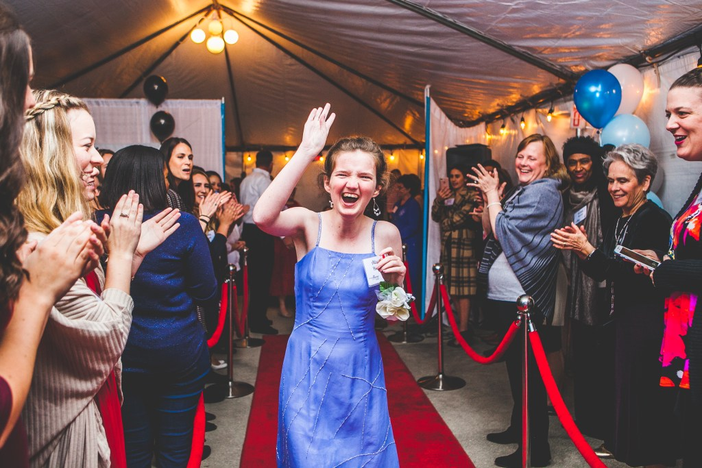 Night to Shine Prom for Special Needs