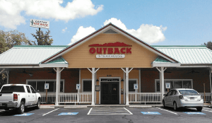 Outback Steak House Now Delivering