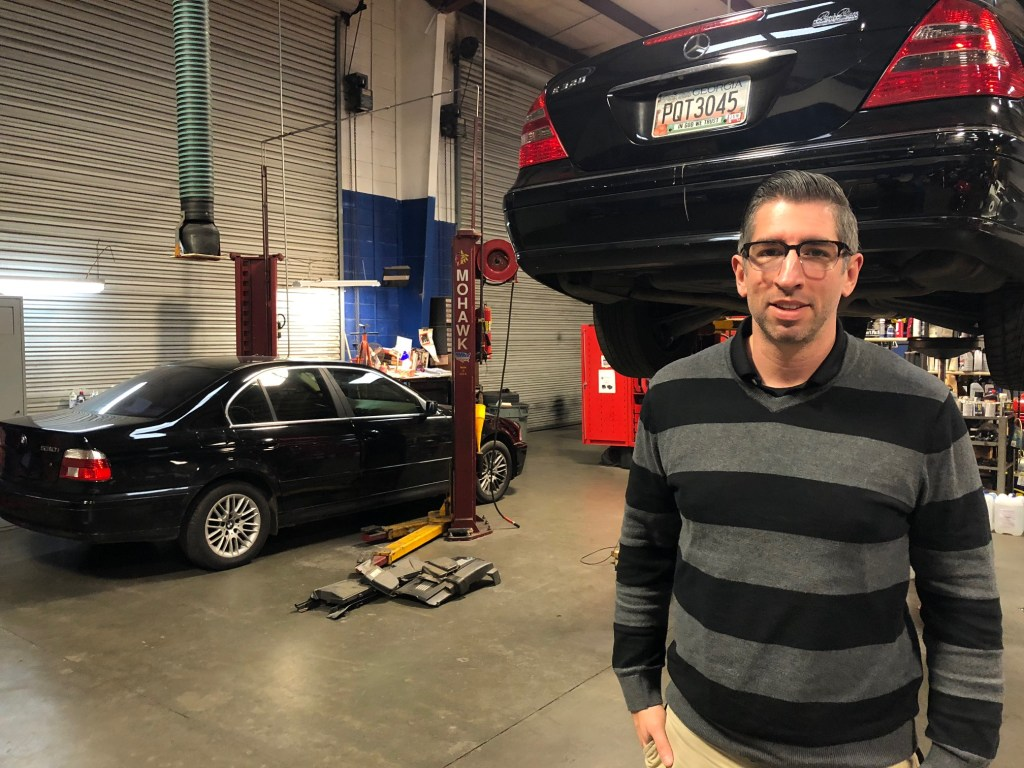 Bud's Benz welcomes new Service Writer
