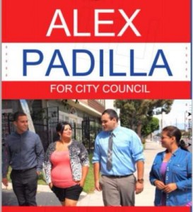 Alex Padilla for City Council