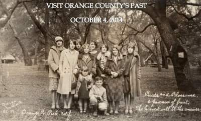 Celebrate the 125th Anniversary of Orange County