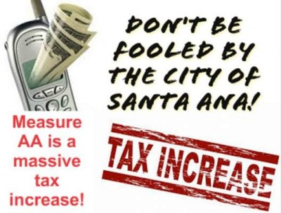 Measure AA is a tax increase