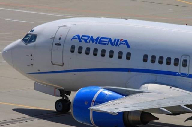 Самолет рейса Ереван-Москва приземлился в Тбилиси из-за ...