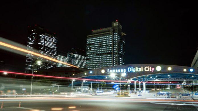 Samsung-digital-city-in-suwon