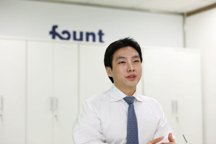 Fount-CEO-Kim-Young-been