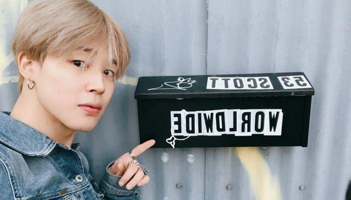 BTS Jimin picked as top idol again   The Korea News Plus