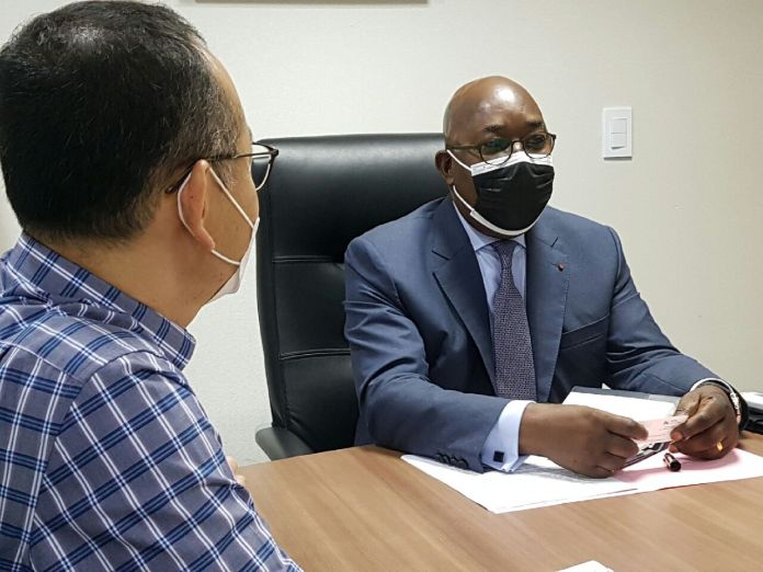 Cote-d'Ivoire-amb.-hopes-to-double-trades-with-Korea