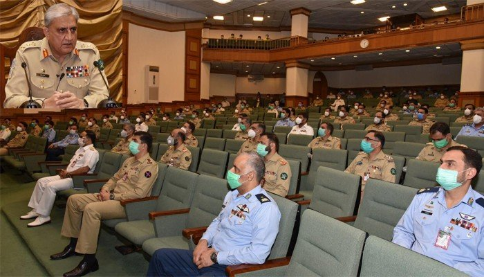 Pakistan Army to continue working for security, sustained socioeconomic progress: COAS Bajwa