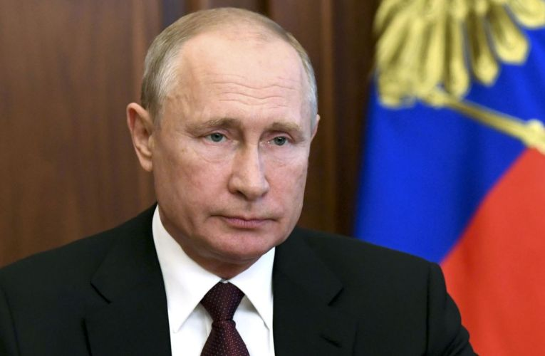 Putin hails response to virus, rolls social support measures