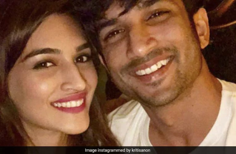 After Sushant Singh Rajput's Funeral, Twitter Changes Its Mind About Kriti Sanon And Shraddha Kapoor