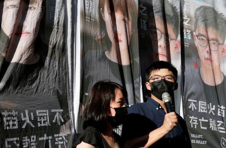 Prominent Hong Kong democracy activist Joshua Wong said on Friday he planned to run for a seat in the Chinese-ruled city's legislature, setting up a new battle with authorities after being barred from running in previous polls. : worldnews