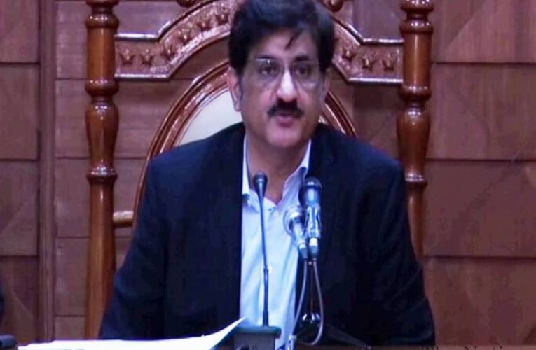 CM reviews ongoing projects launched under Karachi Package