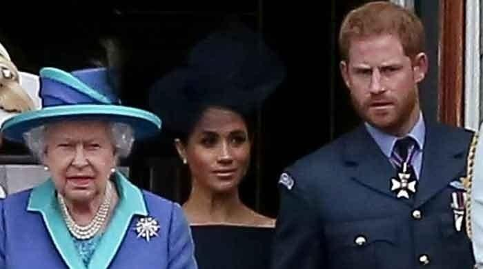 Meghan Markle, Prince Harry slammed for childish antics: 'Show some respect to the Queen!'