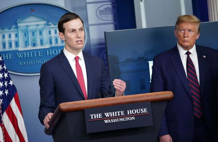 Trump, Kushner have reportedly barely spoken since leaving White House