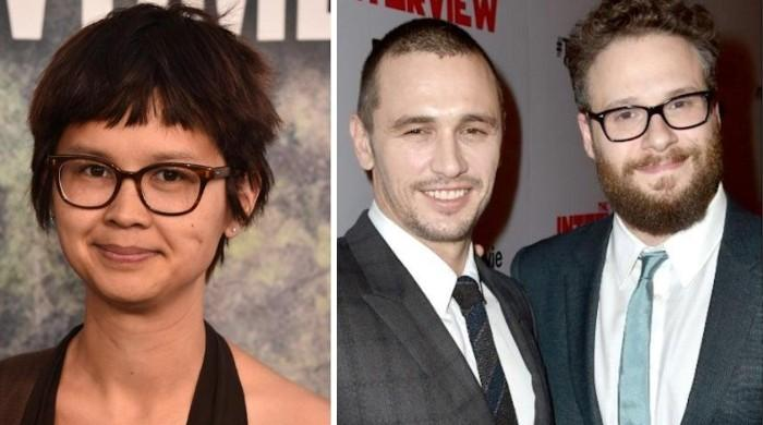 'James Franco is a sexual predator and Seth Rogen his enabler': Charlyne Yi