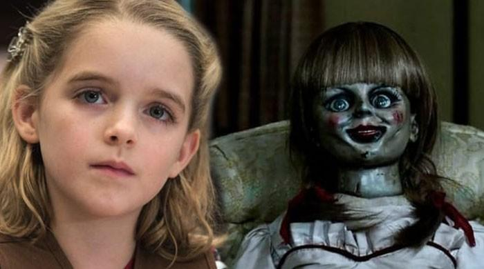 Annabelle-famed Mckenna Grace takes up new role in Disney+ horror series Just Beyond