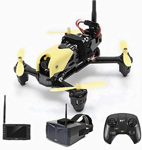 Hubsan H122D X4 Storm 5.8G RC FPV Racing Drone With 720P HD Camera Live Video High Speed Wind Resistance Quadcopter with FPV Goggles LCD Monitor