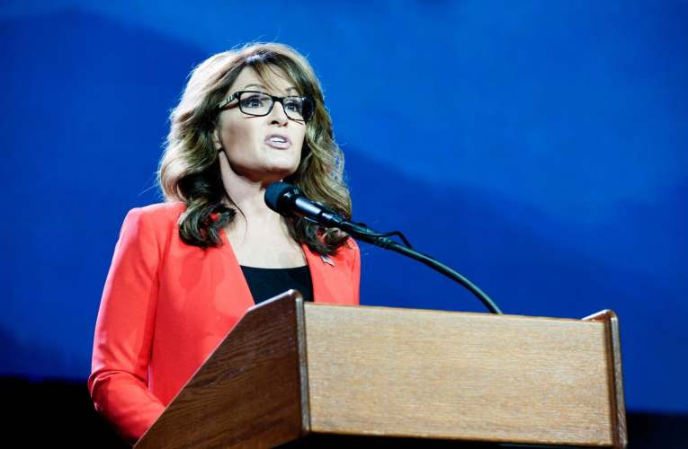 Sarah Palin urges people to wear masks after revealing she had Covid
