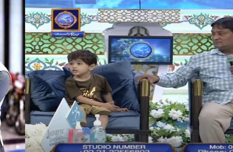 Fahad Mustafa donated 2 Mililion to hindu Children – Pakistan Showbiz