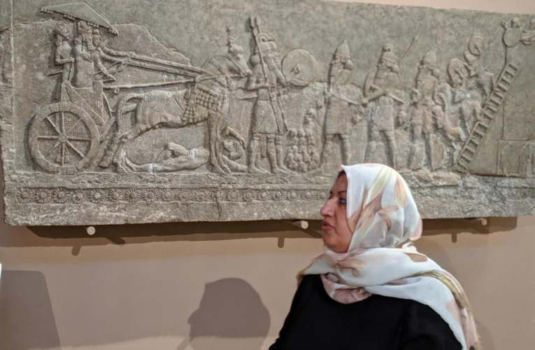 Inside the hunt for Iraq's looted treasures