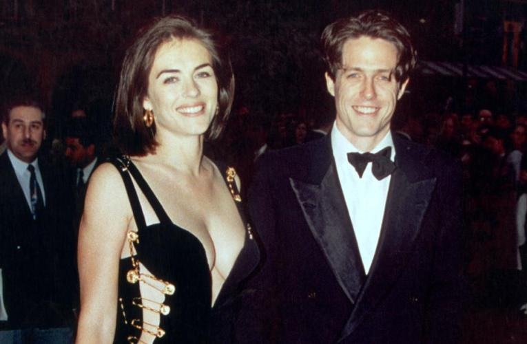 Remember when Liz Hurley wore 'that' dress?