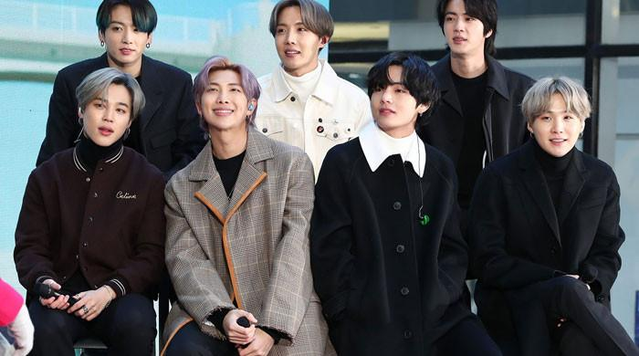 BTS' Butter claims historic record on Billboard Hot 100 chart