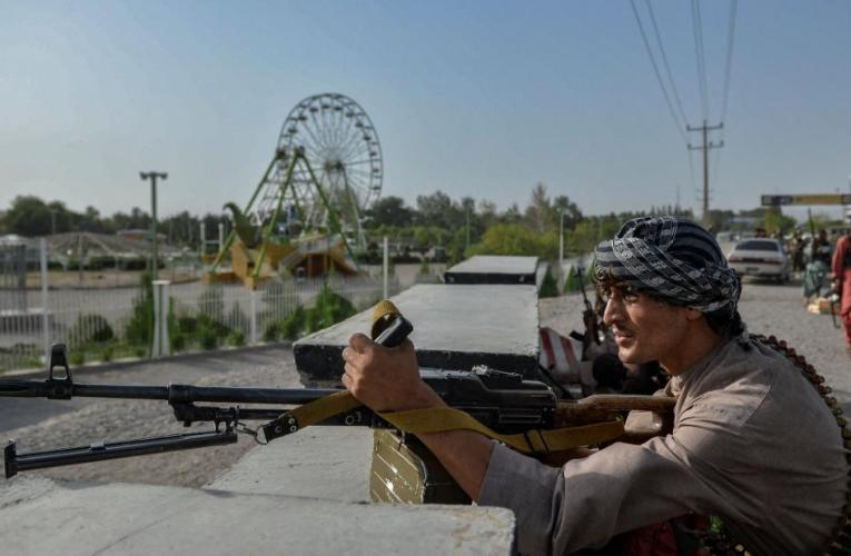 Blast rocks Kabul after Afghan army urges civilians to leave Taliban-controlled areas of major city