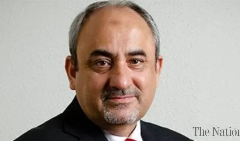Khalid Mansoor appointed SAPM on CPEC affairs