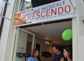 CRESCENDO: cours de musique à domicile aux enfants