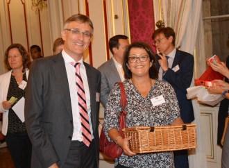 Debriefing COCKTAIL de la RENTRÉE Fiba Lyon, 15 sept – Hôtel de ville Lyon