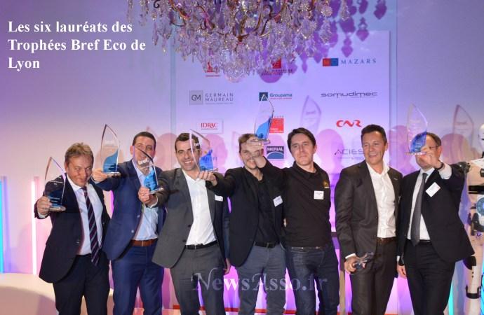 Trophées Bref Eco de l'Innovation 2016