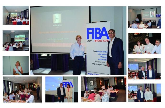 FIBA Lyon Business Lunch – July 11th
