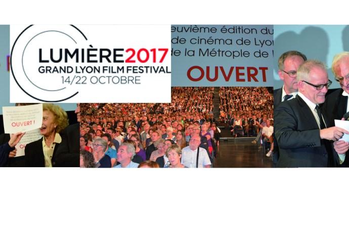 Festival lumière 2017 : Les stars du cinéma européen et américain sont à Lyon