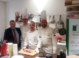 Atelier cuisine italienne à Lyon