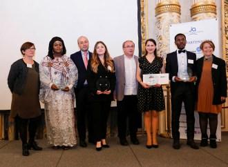 """Lyon promue dans le monde par l'association """"Jeunes Ambassadeurs"""""""