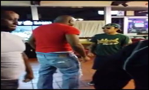 Tacos Sinaloa fight